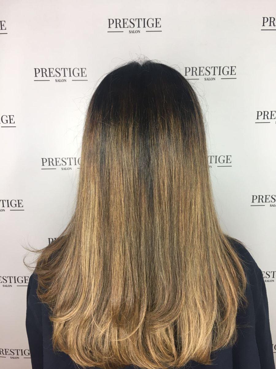 Prestigious hair