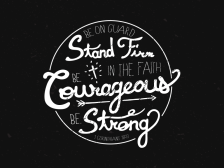 becourageousbestrong